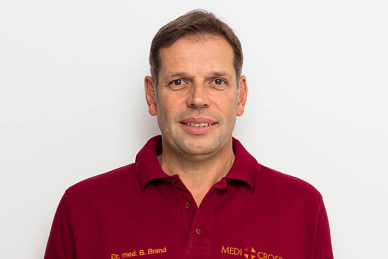 Medicross-Zentrum Orthopädie Sportorthopädie Unfallchirurgie Chirurgie Neckarsulm Knie Arzt Dr. Boris Brand