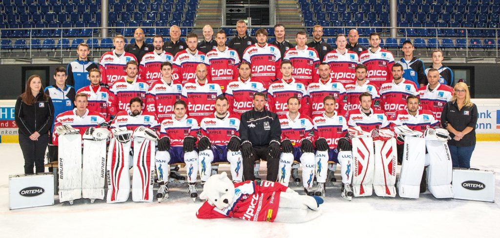 Medicross-Zentrum Orthopädie Sportorthopädie Unfallchirurgie Chirurgie Neckarsulm Eishockey Eisbären Heilbronn