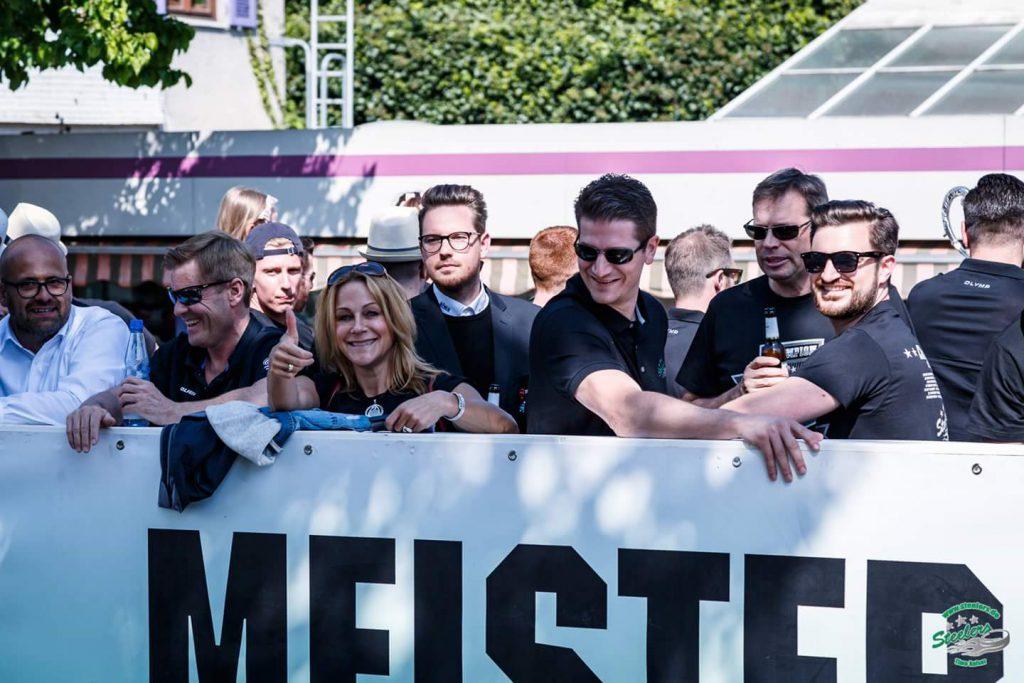 Medicross-Zentrum Orthopädie Sportorthopädie Unfallchirurgie Chirurgie Neckarsulm Boris Brand Steelers Meisterschaft DEL2