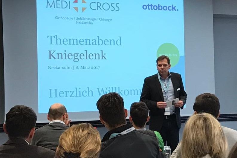 Medicross-Zentrum Orthopädie Sportorthopädie Unfallchirurgie Chirurgie Neckarsulm Symposium