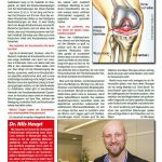 Medicross-Zentrum Orthopädie Sportorthopädie Unfallchirurgie Chirurgie Neckarsulm Knie Nils Haupt Kreuzband Kreuzbandriss
