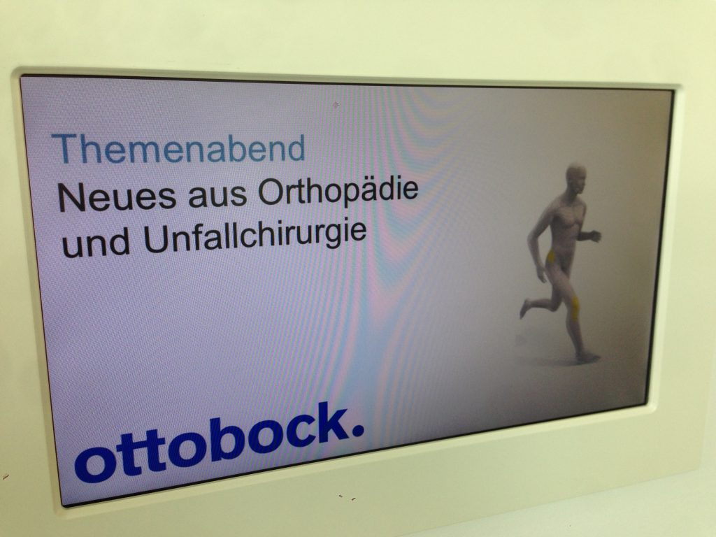 Medicross-Zentrum Orthopädie Sportorthopädie Unfallchirurgie Chirurgie Neckarsulm Symposium Audi
