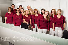 Medicross-Zentrum Orthopädie Sportorthopädie Unfallchirurgie Chirurgie Neckarsulm Knie Arzt Team