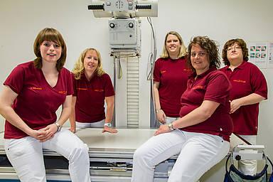 Medicross-Zentrum Orthopädie Sportorthopädie Unfallchirurgie Chirurgie Neckarsulm Knie Gelenk digitales Röntgen