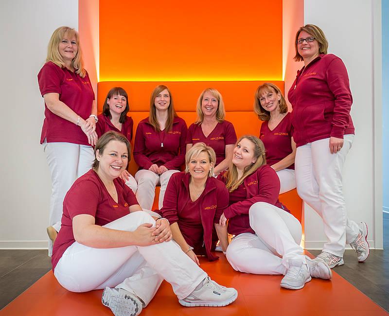 Medicross-Zentrum Orthopädie Sportorthopädie Unfallchirurgie Chirurgie Neckarsulm Knie Praxis Team